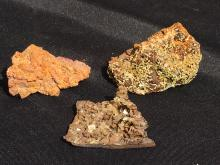Lot 323: Wulvenite, Rock, Crystal, Natural, Collectible, Mineral, Specimen