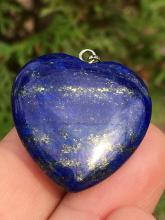 Lot 358: Sodalite, Rock, Crystal, Natural, Jewelry, Heart