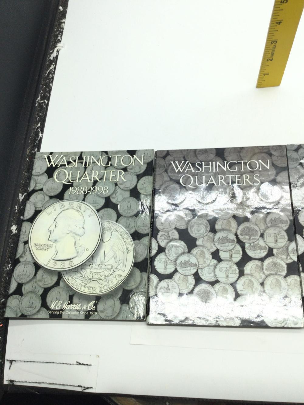 4 State Quarter Albums