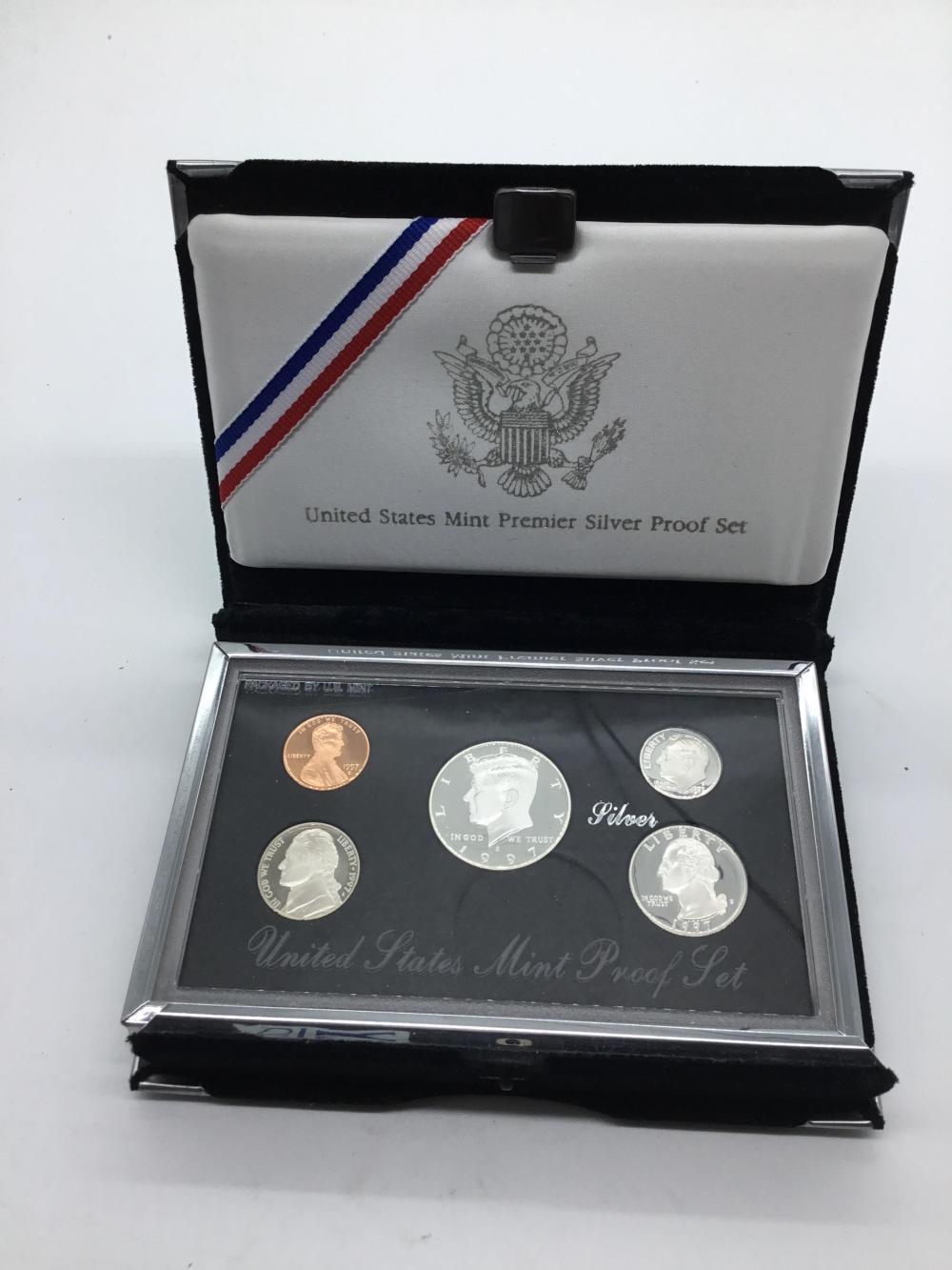 1997 Premier United States mint set