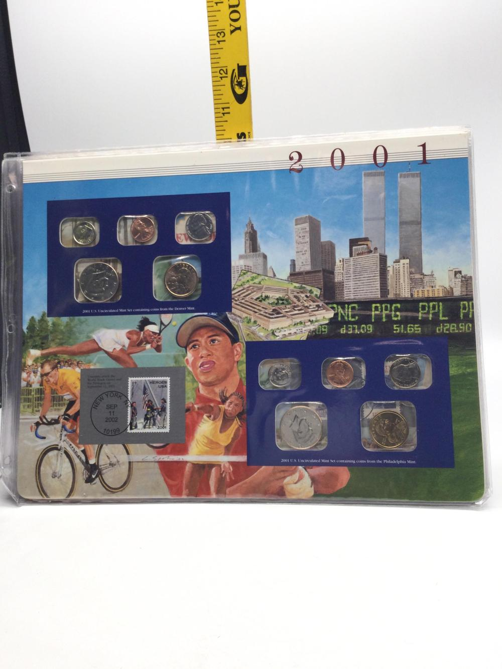 13 Annual Coin Sets