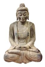 STONE BUDDHA 4