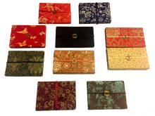 Lot of 10 Pure Silk Journals III