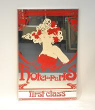 ART NOUVEAU FIRST CLASS