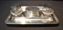 ENGLISH JOHN GRINSELL & SONS STERLING SILVER