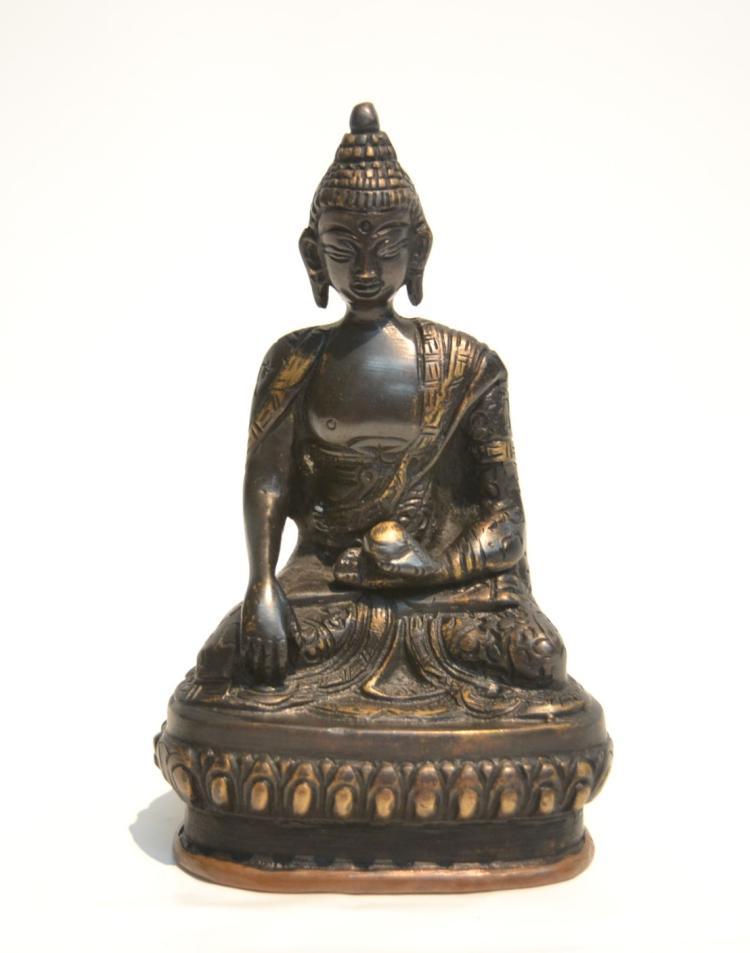 BRONZE BUDDHA - 3