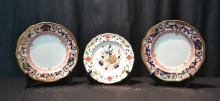(Pr) ROYAL CROWN DERBY PLATES SOLD AT COLLAMORE