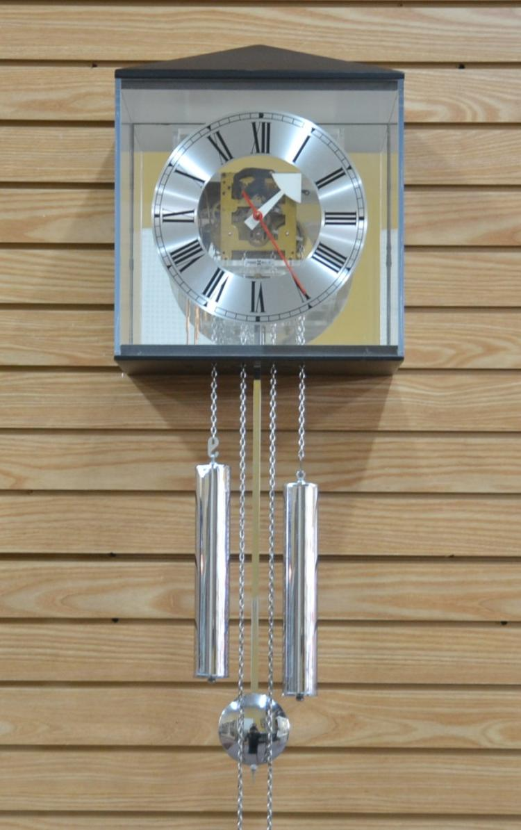 MODERN HOWARD MILLER WALL CLOCK