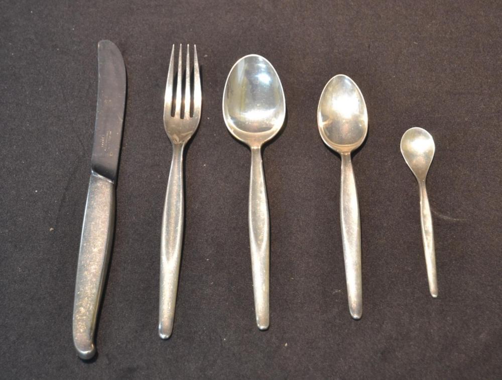 Towle Contour Regular Fork Sterling Silver Flatware