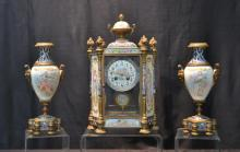 Antiques , Furniture , Sterling & Chinese