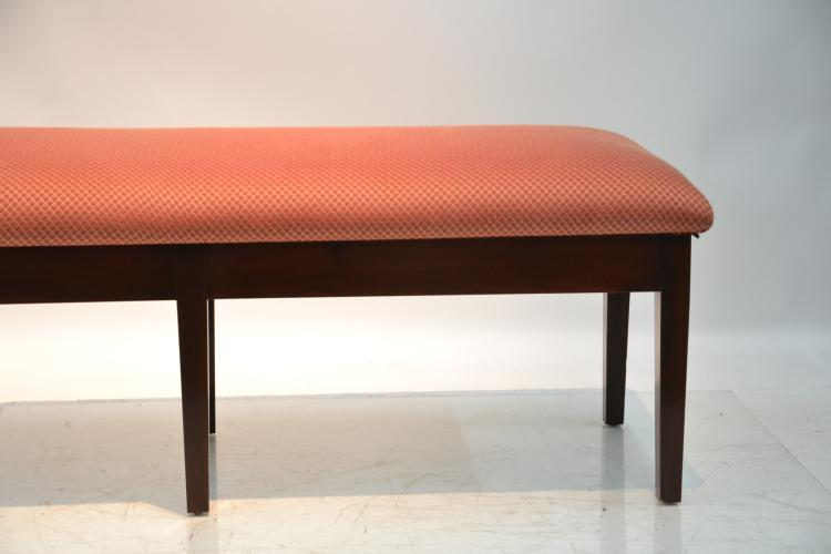 Upholstered Bench 60 X 21 X 21