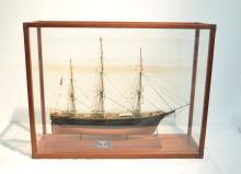 DREADNAUGHT BY ROGER L. BELANGER , MODEL SHIP
