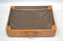 VINTAGE LOUIS VUITTON LUGGAGE WITH