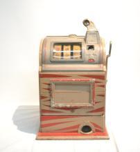 JENNINGS 25 CENT CANDY SLOT MACHINE
