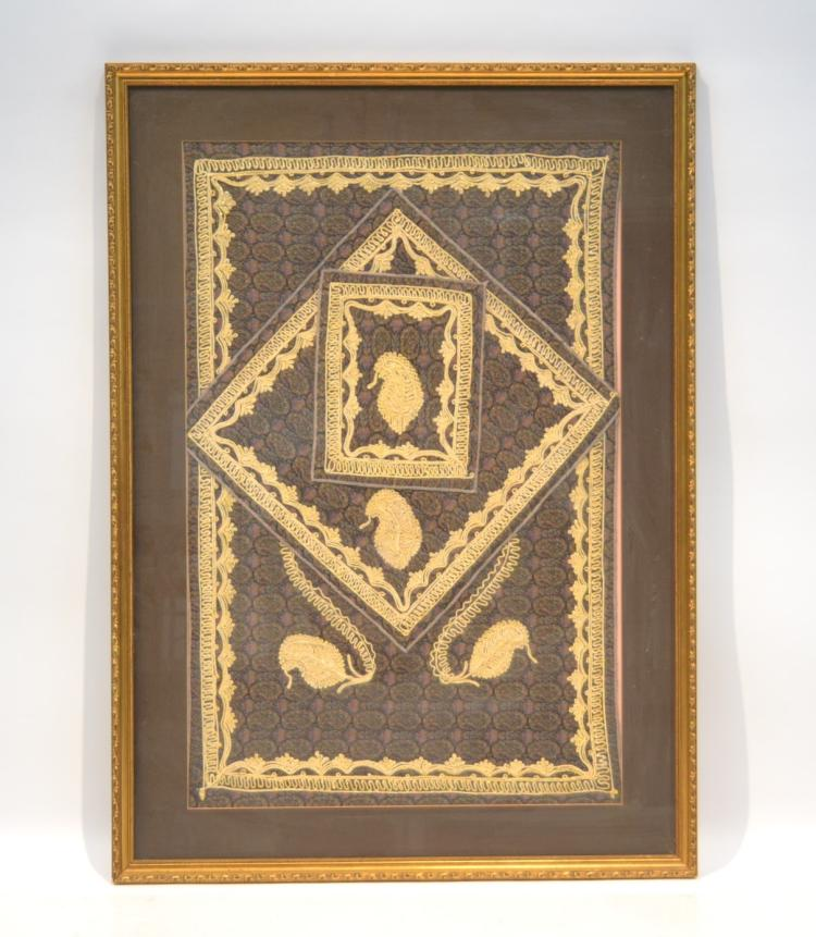 FRAMED NEEDLEWORK - 31