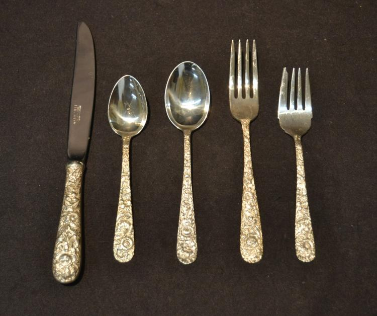 S KIRK & SONS , STERLING SILVER