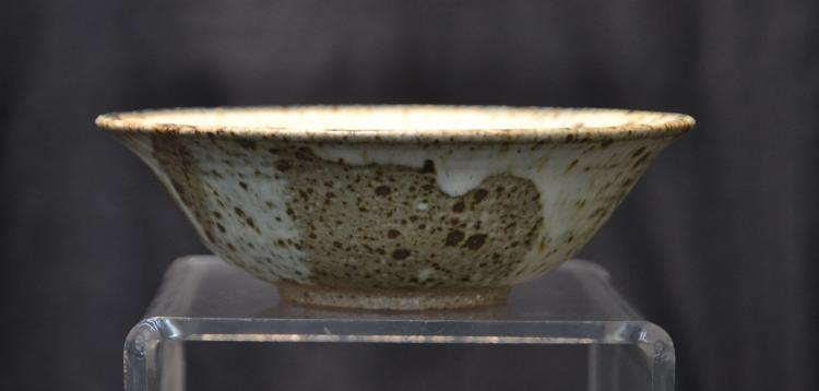 CHINESE POTTERY FINGER BOWL - 6