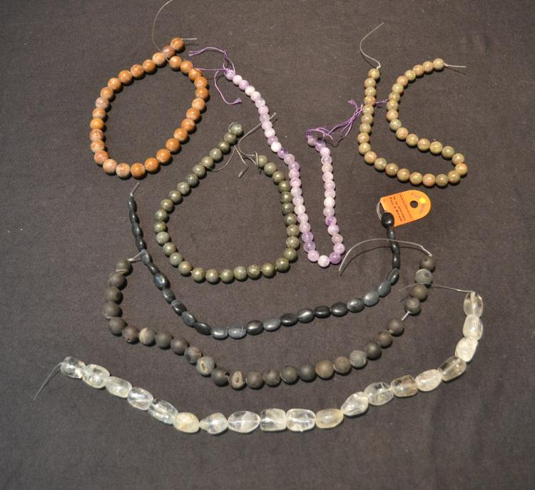ASSORTED CHINESE BEADS - 16