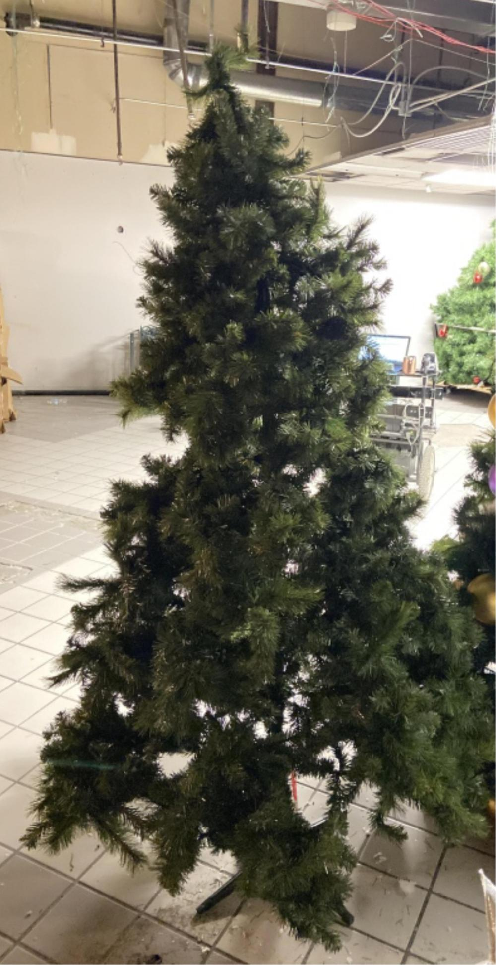 7 Ft Faux Christmas Tree