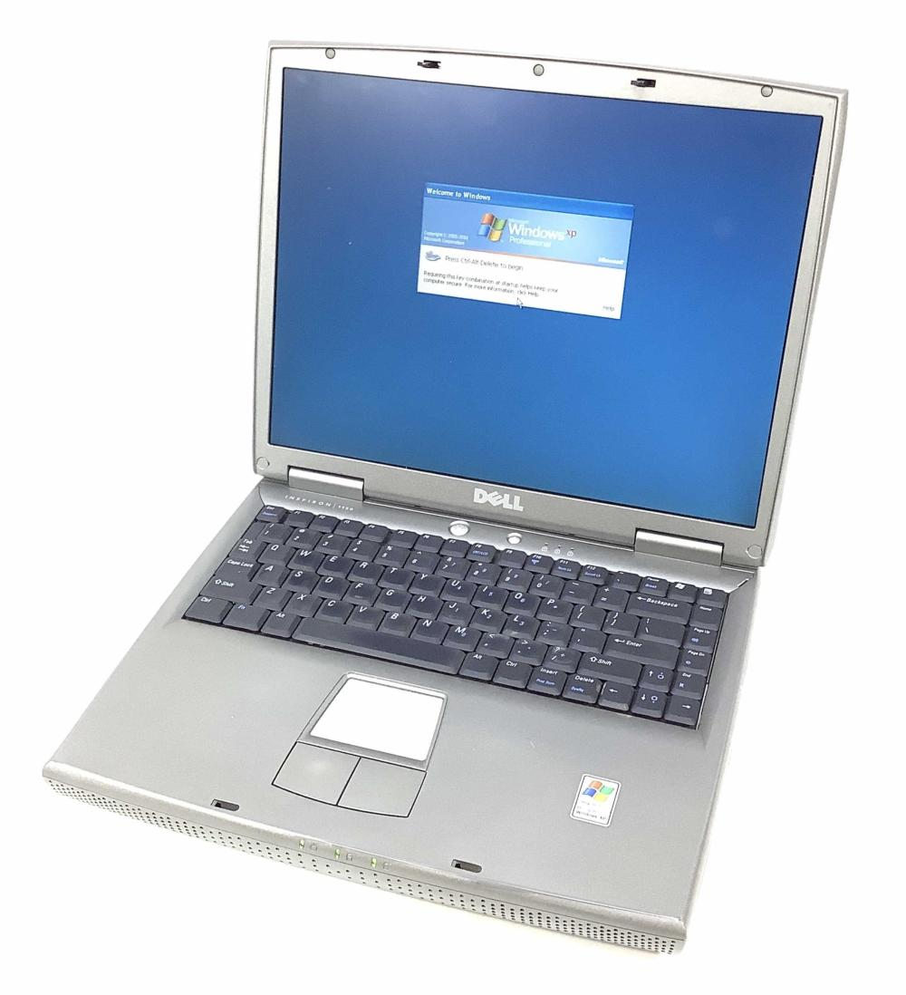 Dell Inspiron 1150 Laptop Computer, Win Xp