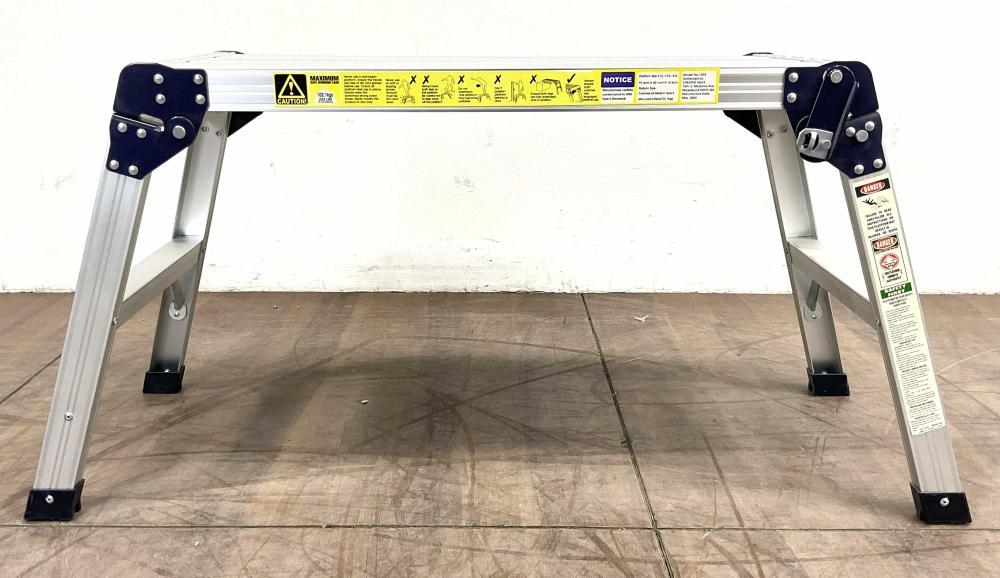 Commercial-medium Aluminum Standing Platform