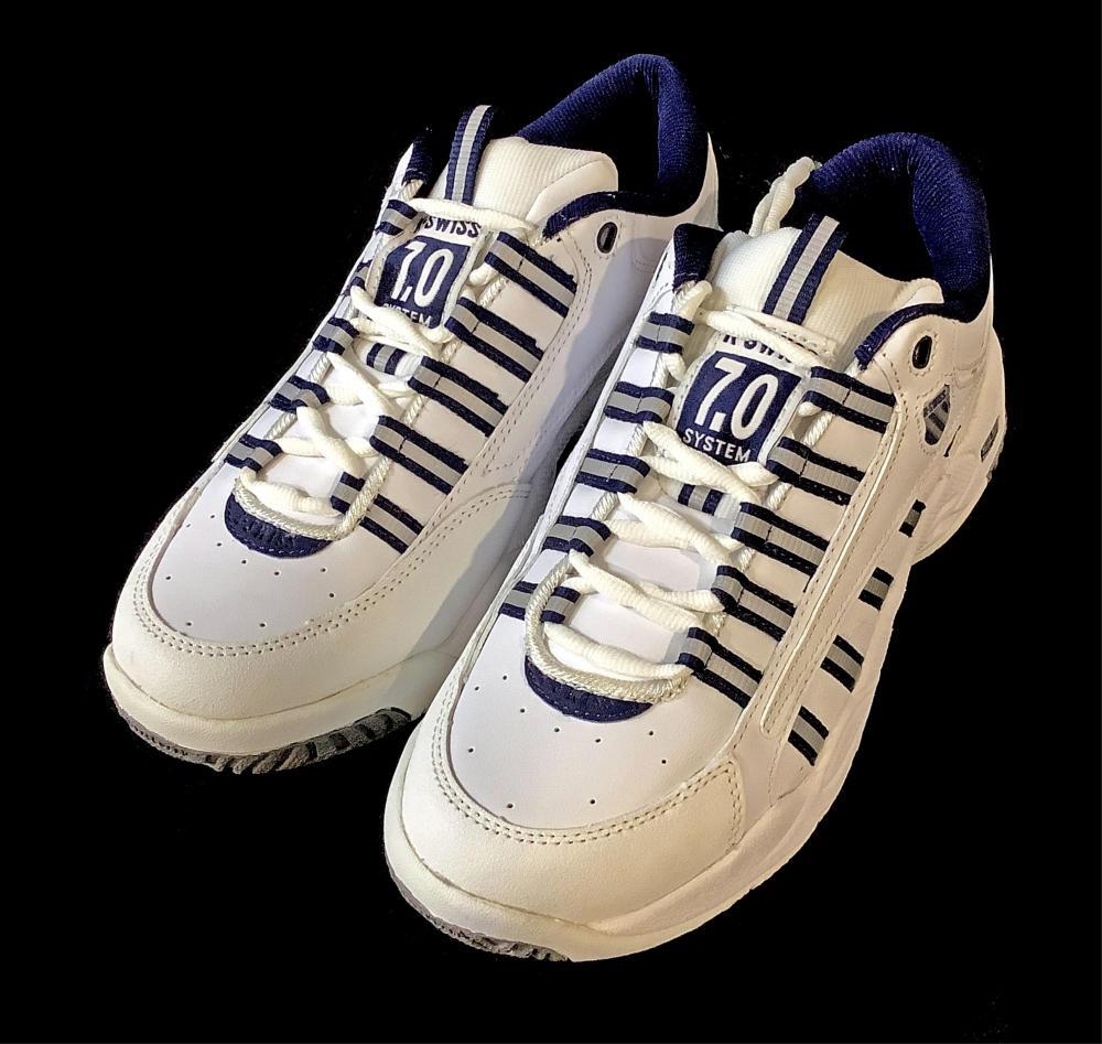New Pair K-swiss 7.0 System Women's Tennis Shoes