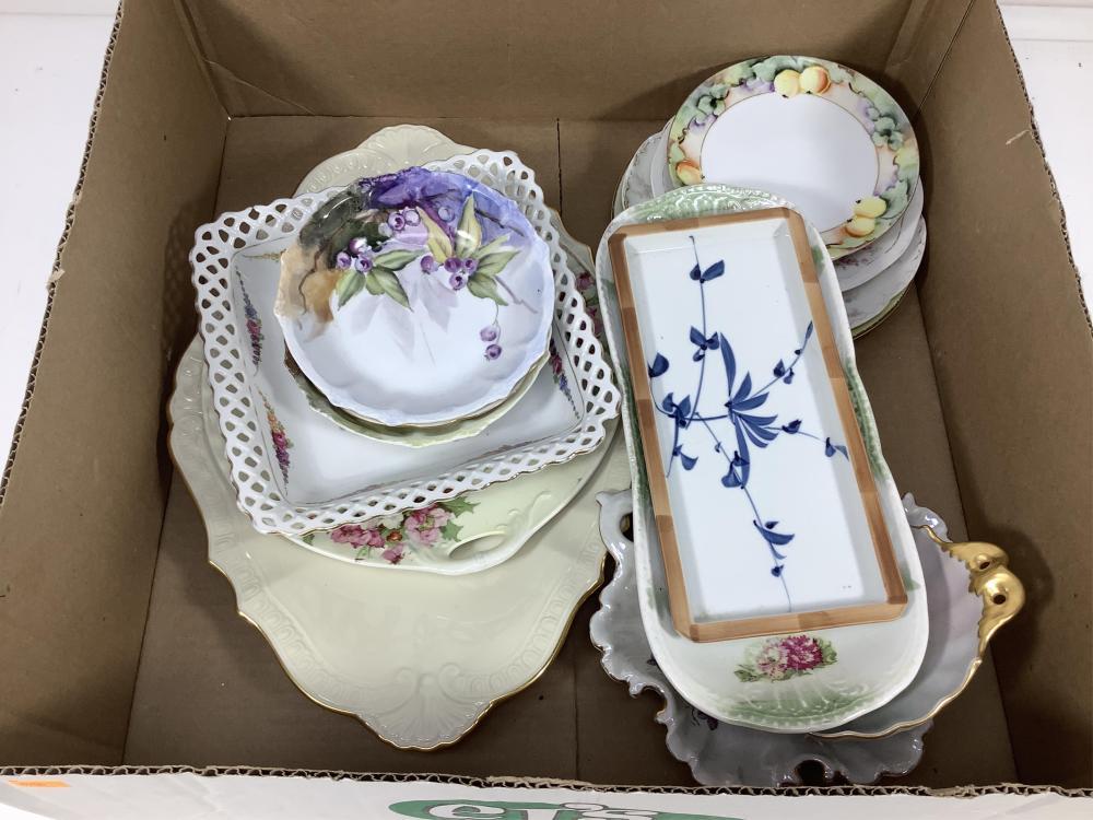 Vintage Servingware, China, Lenox