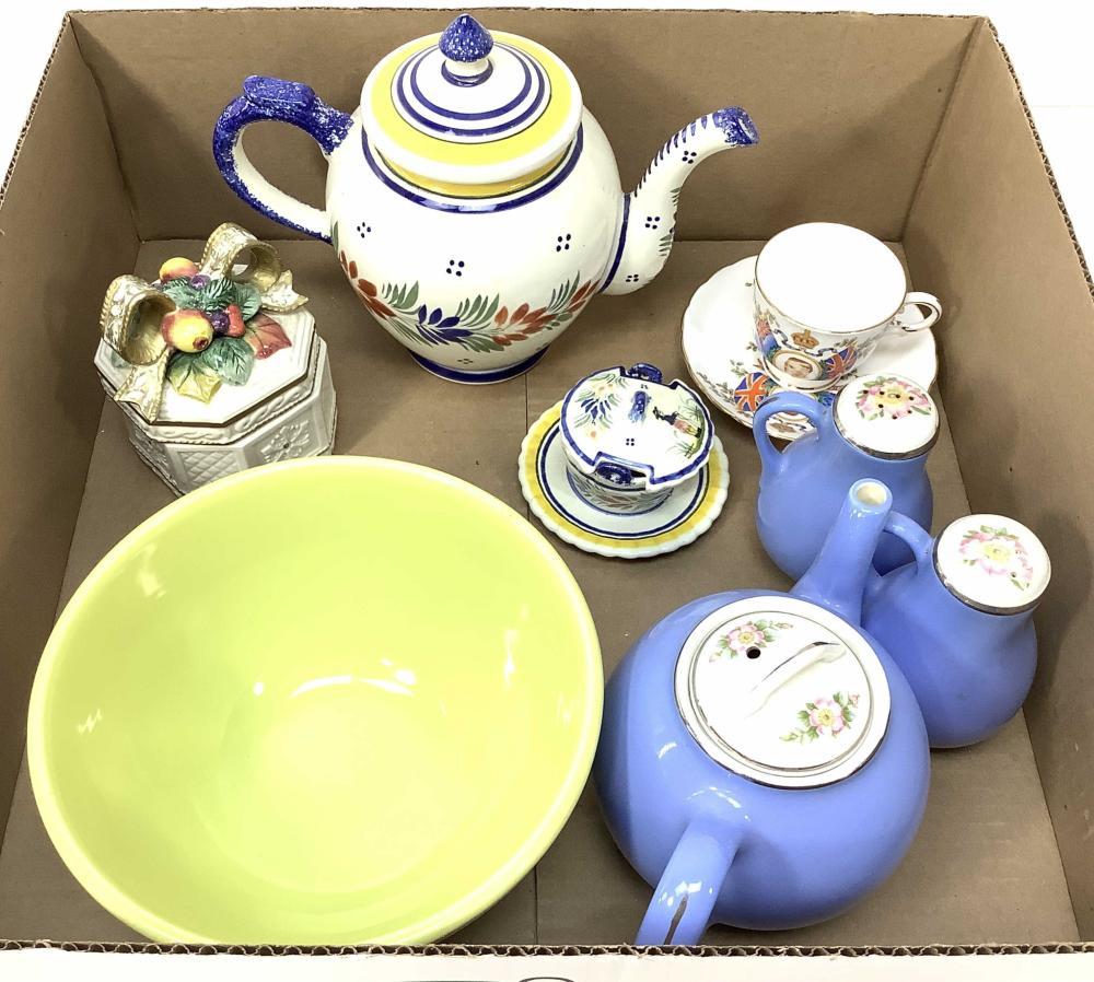 Ceramic Servingware Assortment, Fitz & Floyd