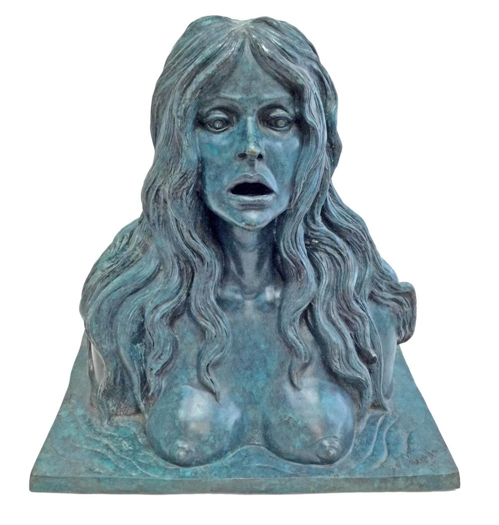 Craig Holbrook (Giarc) Nude Bronze Bust