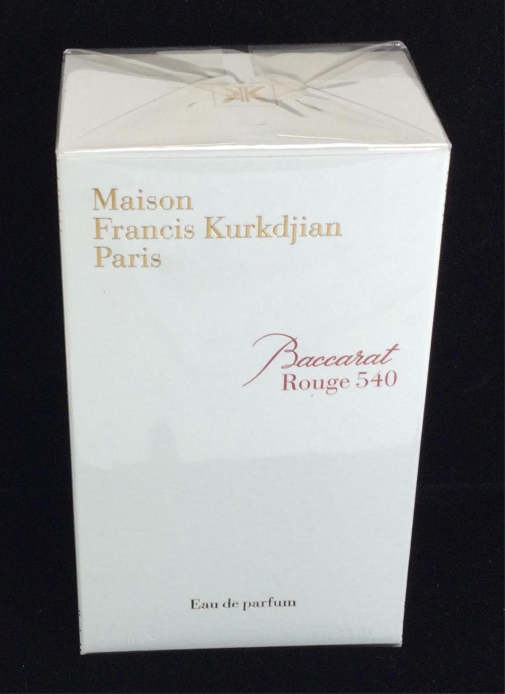 New Baccarat Rouge 540 Cologne For Men