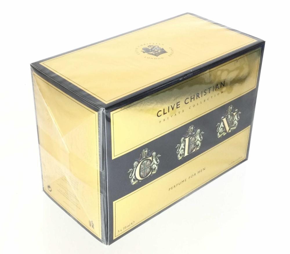 Clive Christian Private Collection For Men Sealed