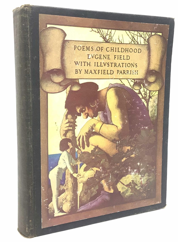 Poems Of Childhood By Evgene Field