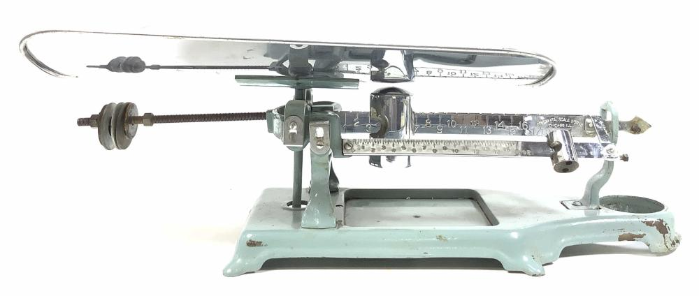 Vintage Continental Scale Baby Scale
