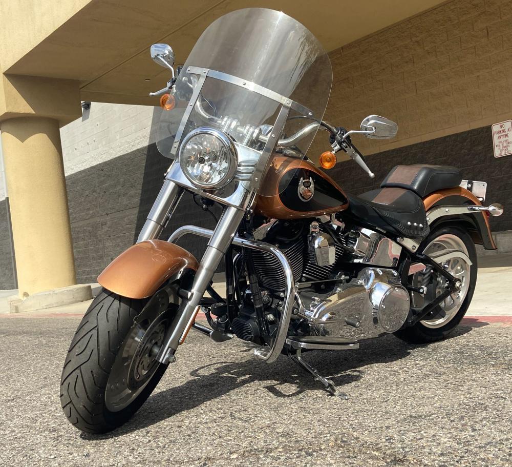 2008 Harley Davidson 105th Anniversary Edition