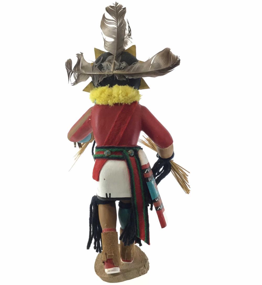 Wupomo Longhill Native American Kachina Doll