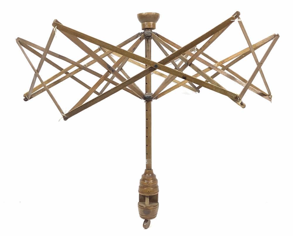 Antique Swift Yarn Winder