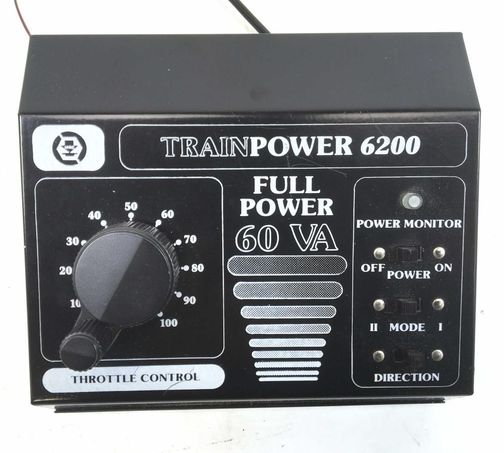 Model Rectifier Corp Train Power 6200