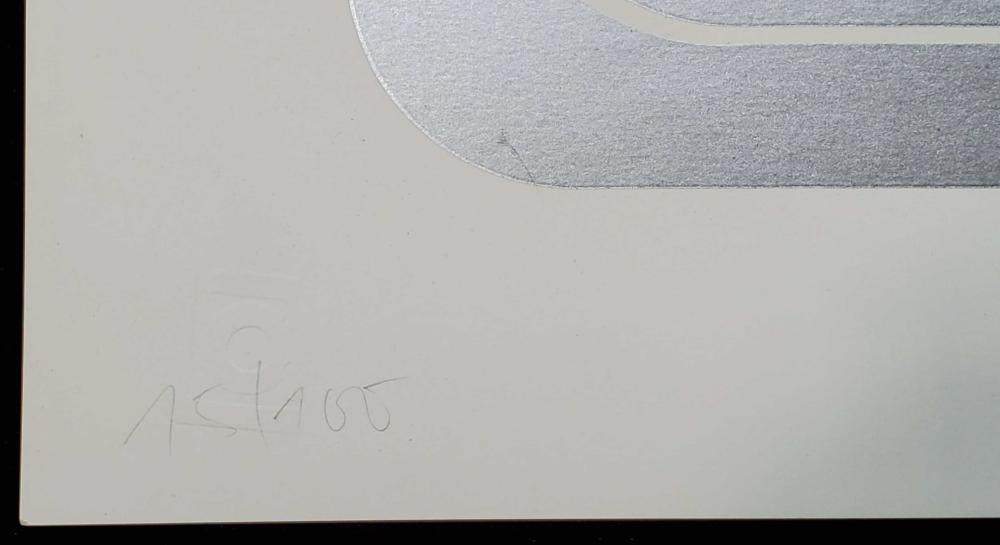 Thomas (Kasper) Lenk Limited Edition Silkscreen On Paper