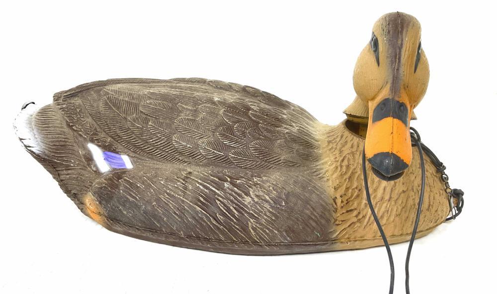 Large Assortment Of Flambeau Duck Decoys