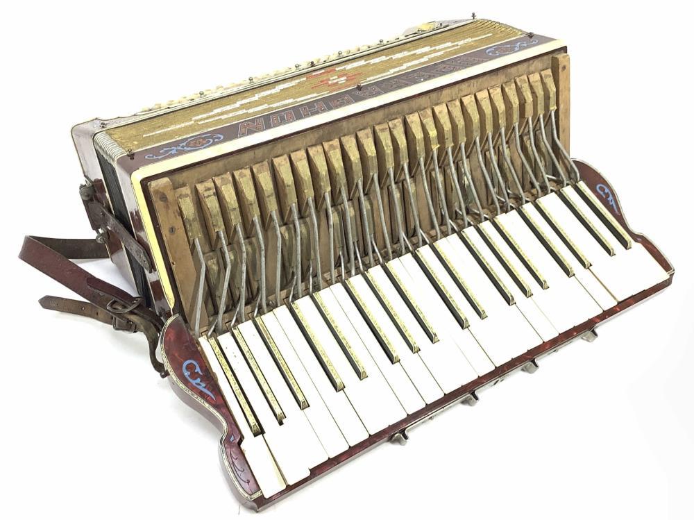 Vintage Operaphon Accordion