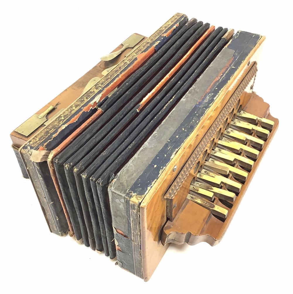 Vintage Keyed Accordion