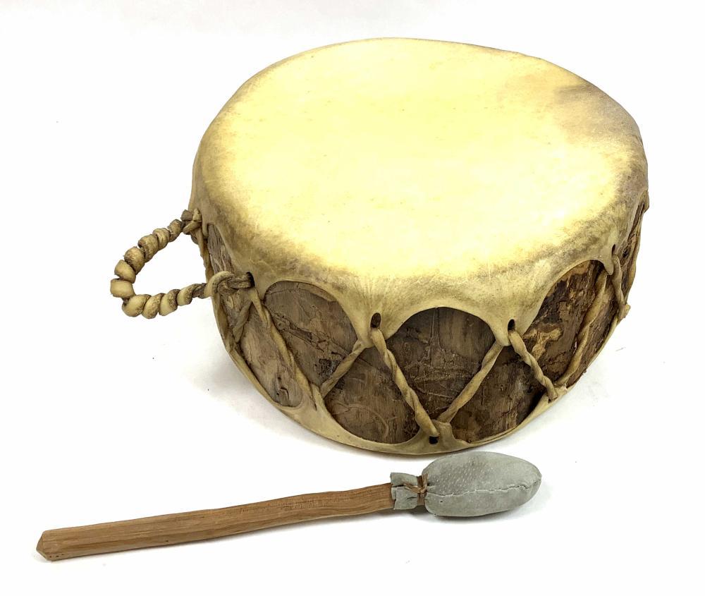 Pueblo Drum W/ Beater