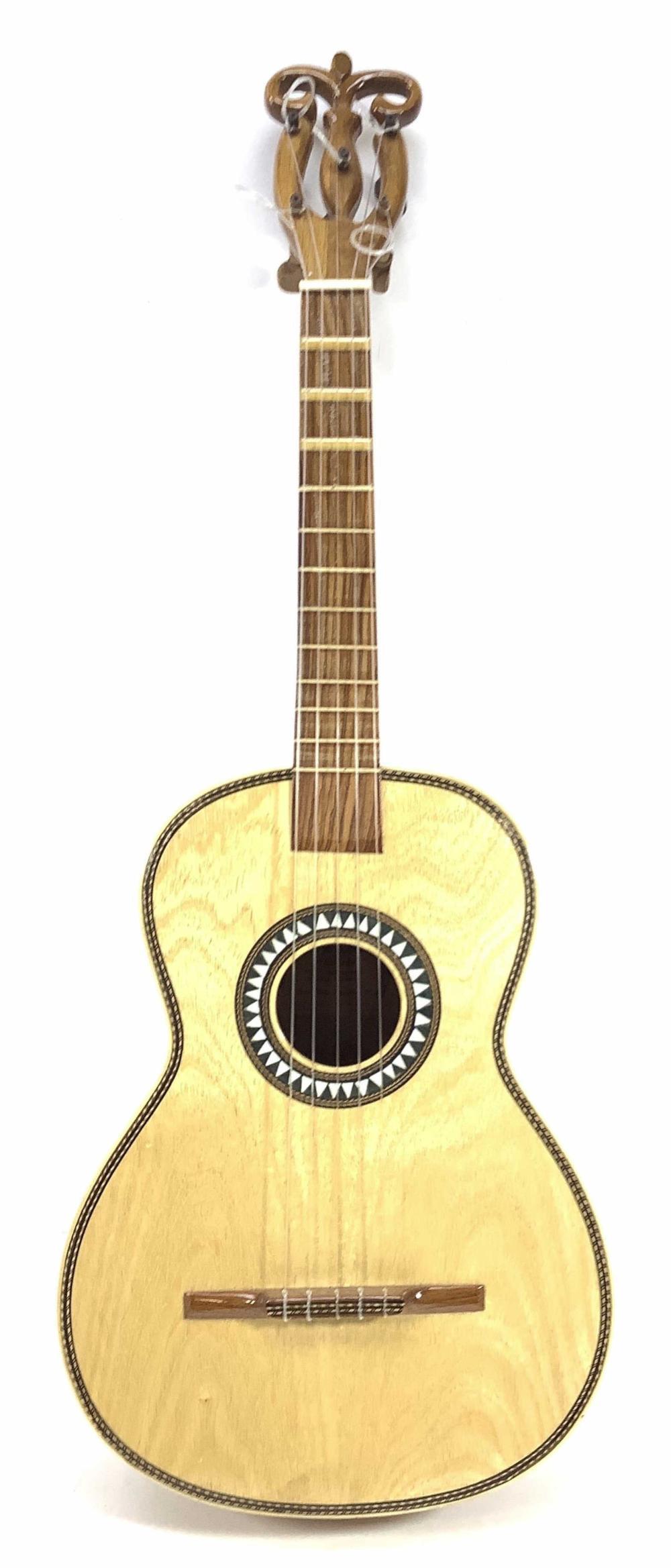 Jose Luis Sanchez Acoustic 5 String Guitar W/ Case