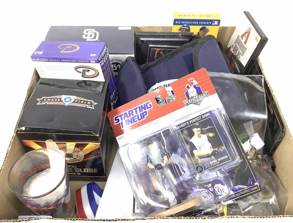 Sports Collectibles, Starting Lineup
