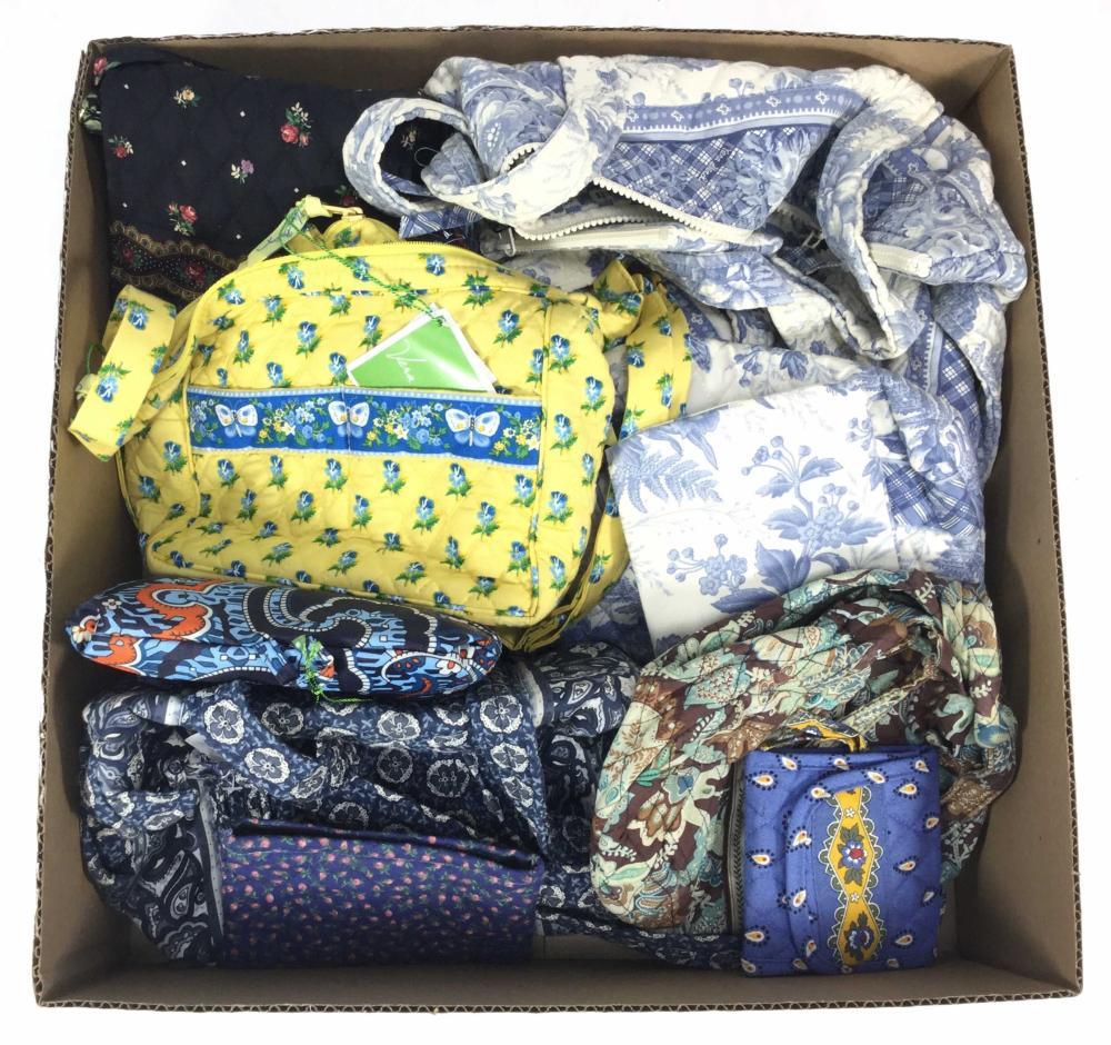 Assorted Vera Bradley Shoulder Bags