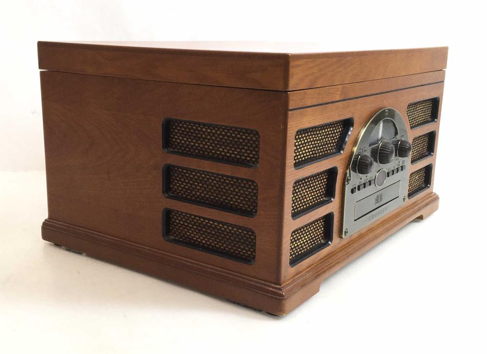Crosley Rochester 5 In 1 Entertainment Cabinet