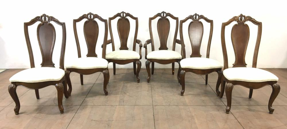 (8pc) American Drew Continental Style Dining Group