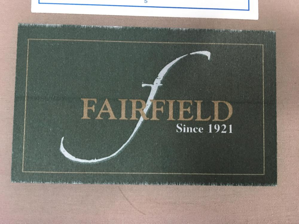 Fairfield English Rolled Arm Pillow Back Sofa