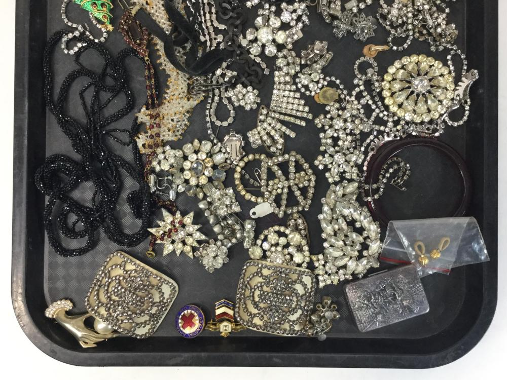 Art Deco & Vintage Fashion Jewelry, Pins, Brooch