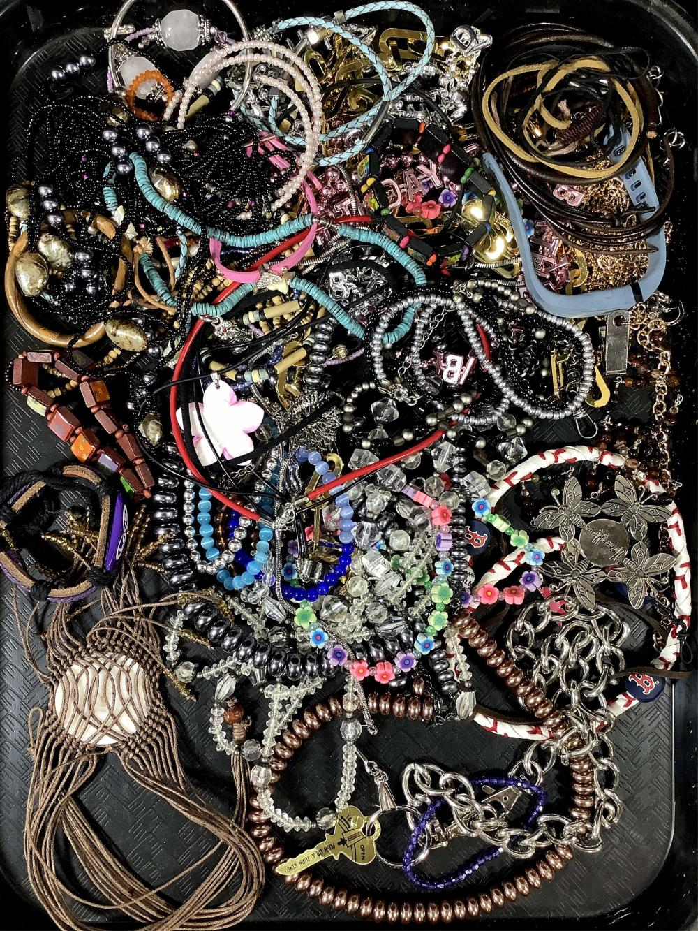 Assorted Vintage Costume Jewelry, Bracelets